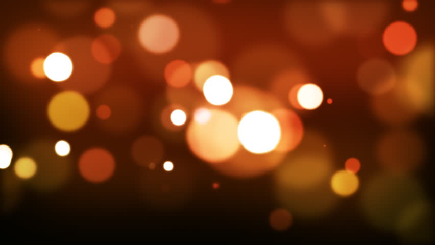Red defocused Particles-HD;Illuminated at night;Out of focus; | Shutterstock HD Video #4518263