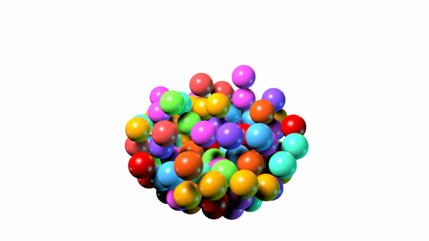 Colorful Lottery Tombola Balls Being Stock Footage Video (100%  Royalty-free) 4531763 | Shutterstock