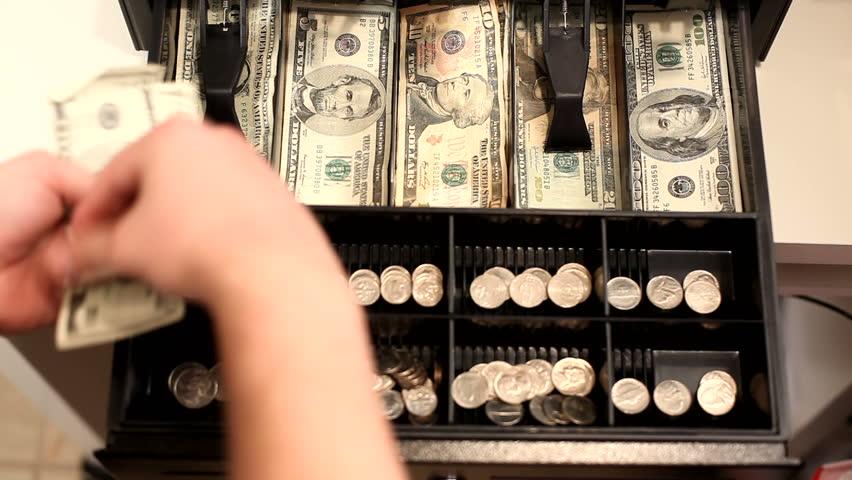 Header of cash
