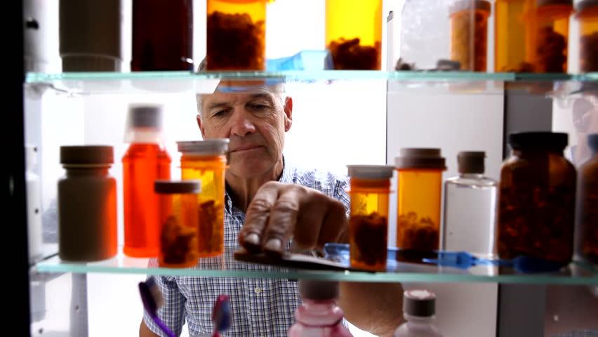 Inside Medicine Cabinets