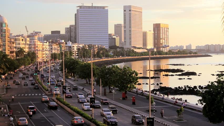 Mumbai Stock Footage Video  Shutterstock-2377