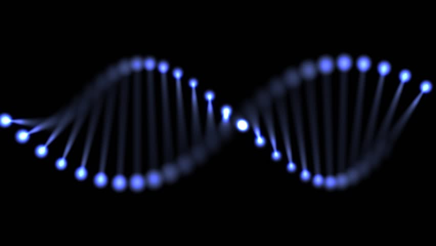 Animated DNA chain   Shutterstock HD Video #4673255