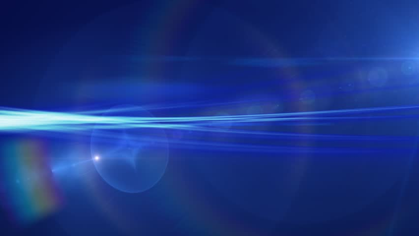 Streaks of Blue Light Abstract Motion Background | Shutterstock HD Video #4698533