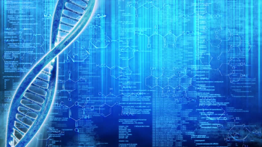Abstract Looping DNA Background. Contains Copy Space For ... | 852 x 480 jpeg 66kB