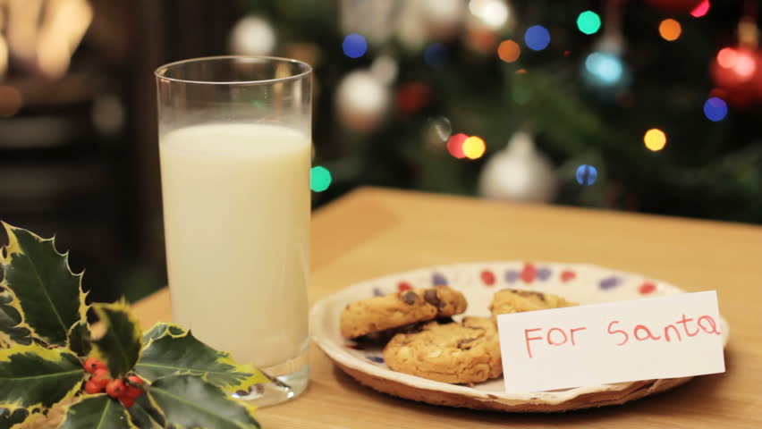 Dolly Cookies For Santa Stock Footage Video 100 Royalty Free 4766513 Shutterstock