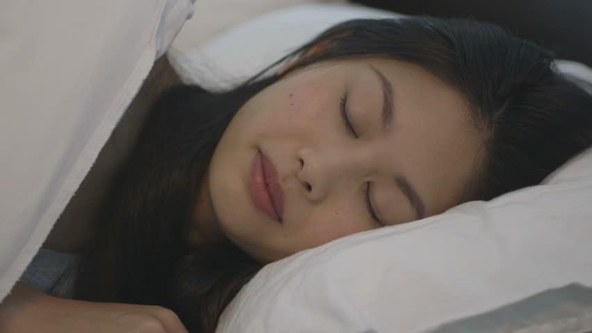 Bad Sleep Stock Footage Video  Shutterstock-5139