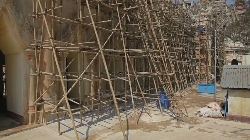 Bagan, Myanmar - February 23: Stock Footage Video (100% Royalty-free)  4807163 | Shutterstock