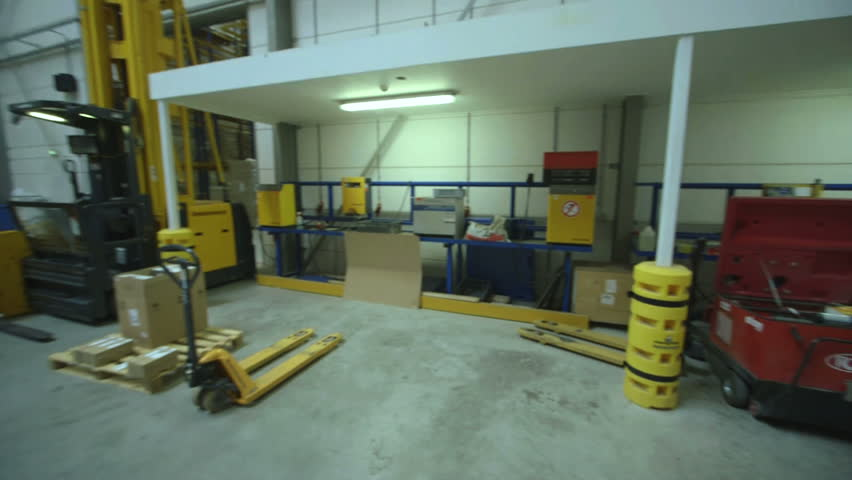 pallet jack footage stock clips