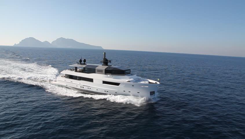 motor yacht, ARCADIA yachts, italian yacht