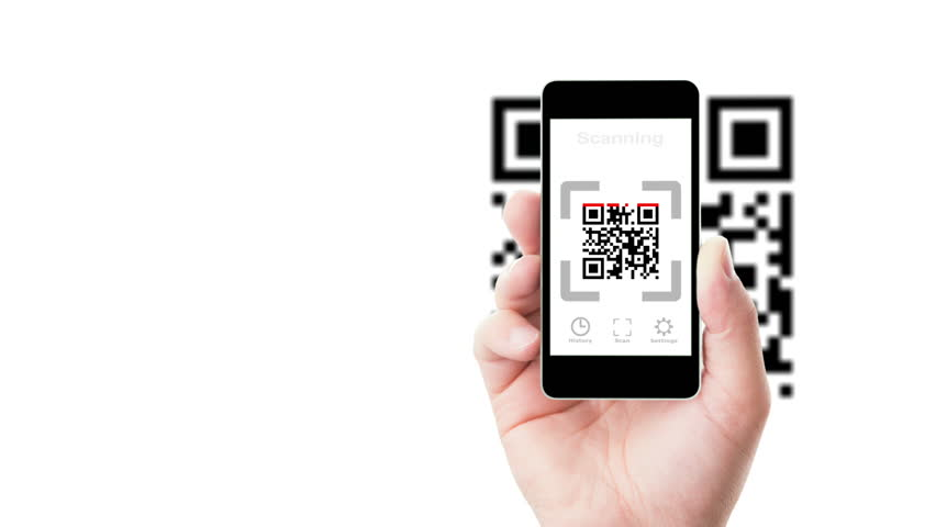 Smartphone in Hand Scanning Qr Stock Footage Video (100% Royalty-free)  4934153 | Shutterstock