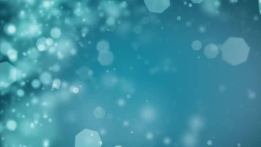 High quality looping animation of abstract blue Christmas background with bokeh defocused lights (seamless loop, HD, high definition 1080p) | Shutterstock HD Video #5043203