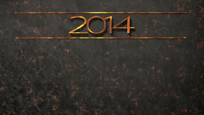Motion graphics 2014 | Shutterstock HD Video #5055413
