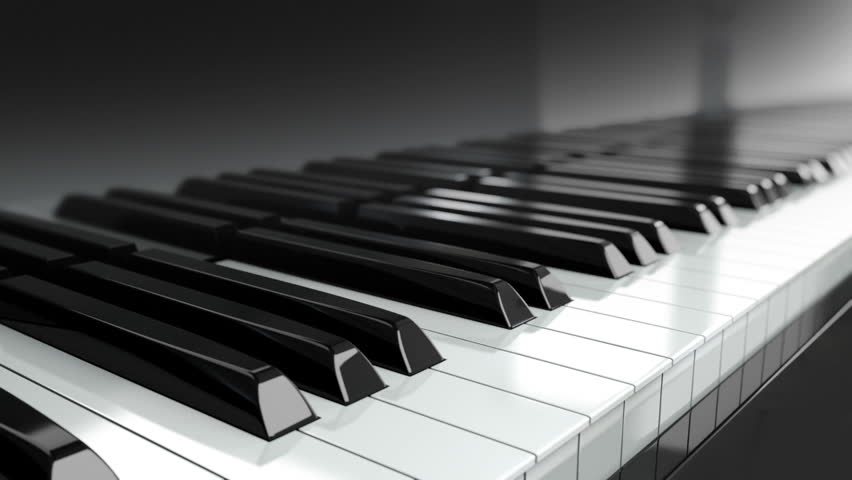 Loopable Piano Keyboard  Background with Stock Footage Video (100%  Royalty-free) 5110343 | Shutterstock