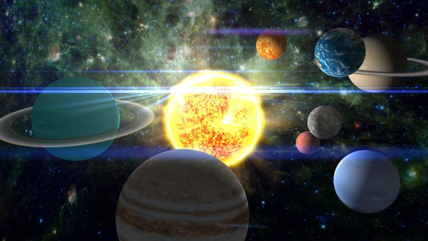 solar system moving - photo #32