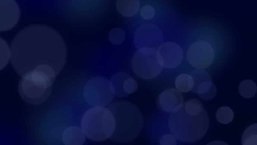 glowing circle bokeh lights loopable background Motion Background ...
