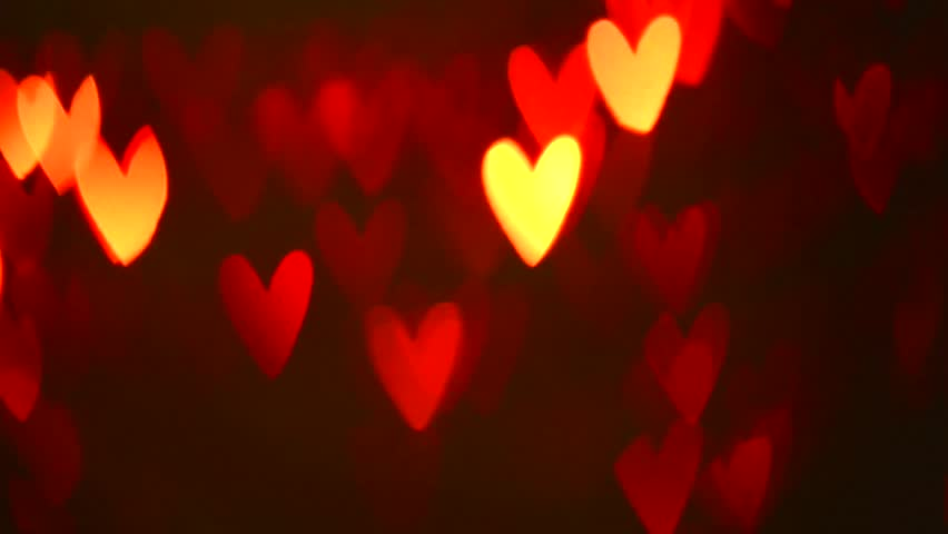 valentine hearts background abstract red blinking heart st valentines day video footage stock footage video 5344373 shutterstock - Valentines Day Videos
