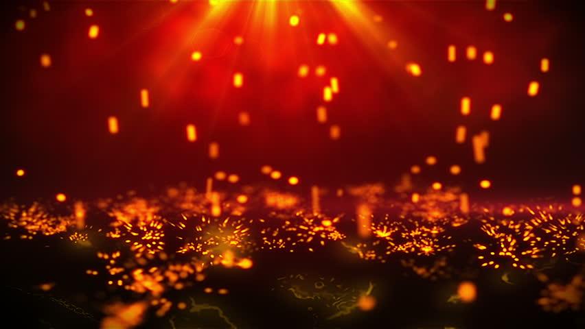 Golden Rain #5430803