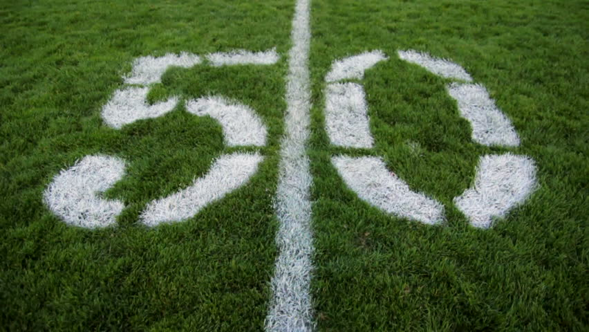 Header of yard line