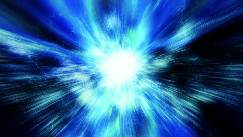 HD - A Supernova bursts light (Loop). #5595113