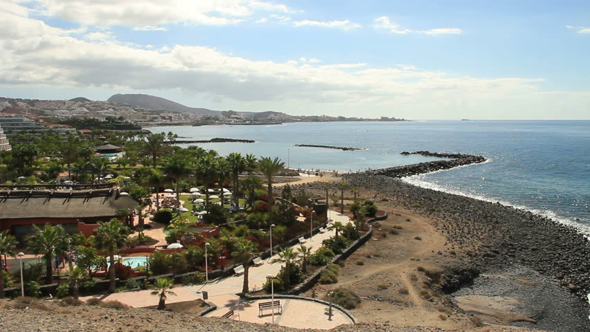 Las Americas Costa Adeje Is Very Popular City For Tourist Who