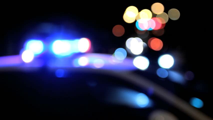 Police Lights Wallpaper
