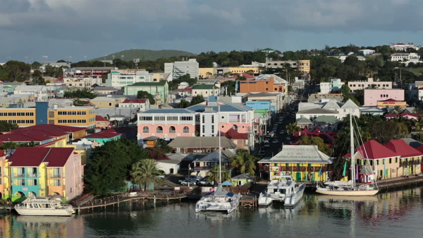 St Johns, Antigua - Jan Stock Footage Video 100 Royalty-Free 5657513  Shutterstock-2316