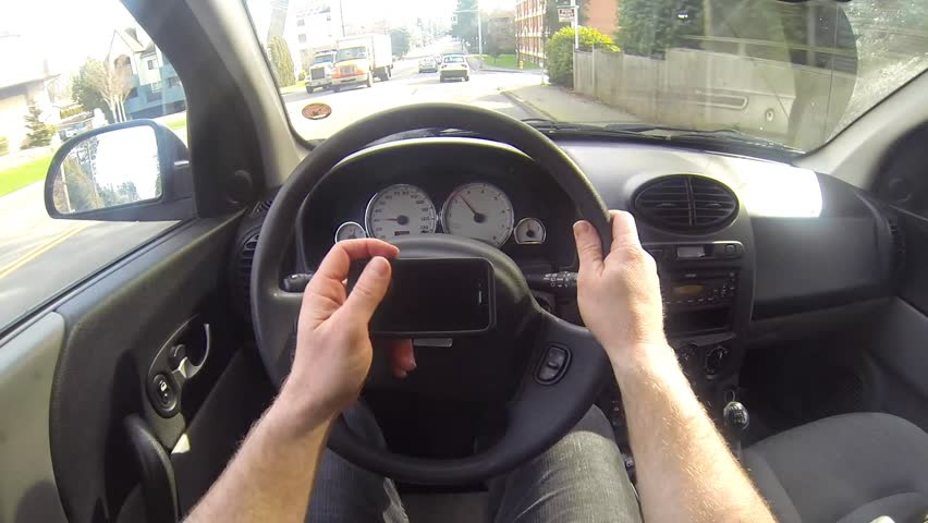 driving while texting in relation to There has been a decrease in handheld phone-call related use of cellphones while driving drivers who appear to be texting and driving, while the.