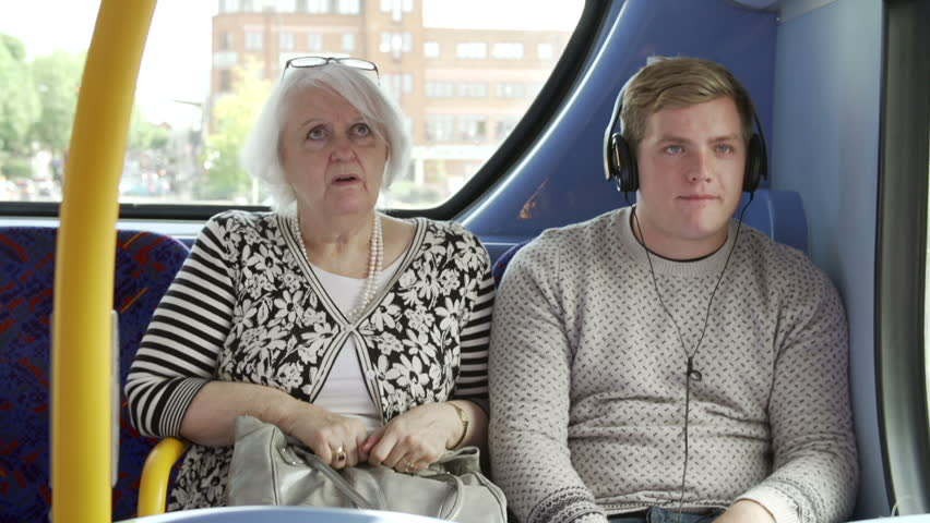 Image result for playing music in a bus