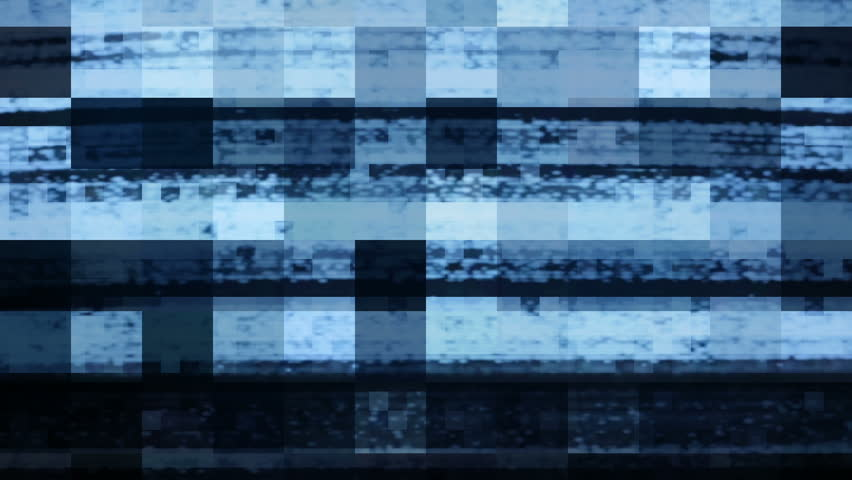 Digital video glitch matte. | Shutterstock HD Video #5945570