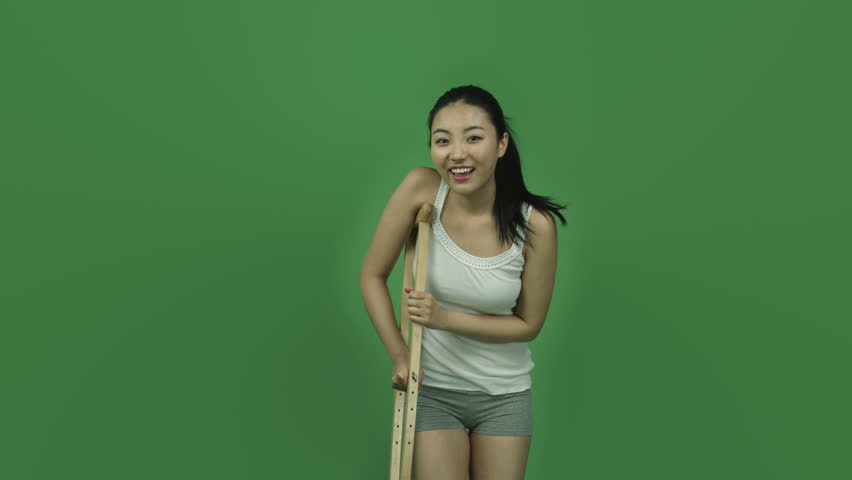 Adult asian clip