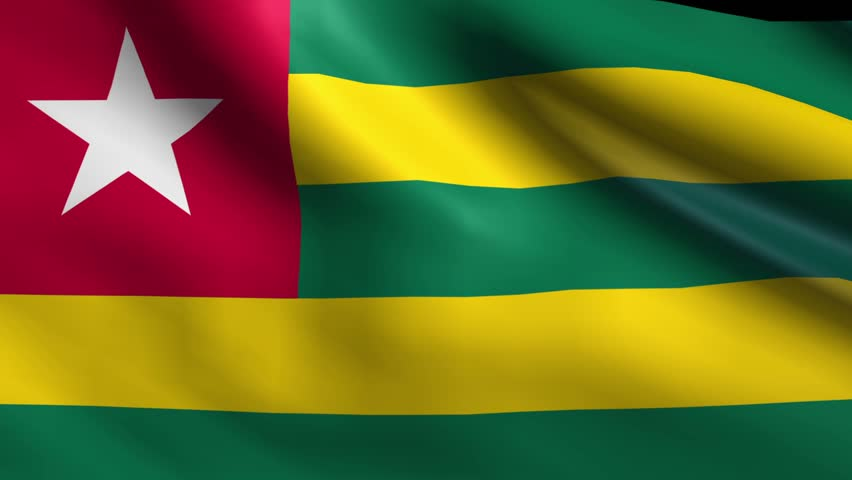 Togo Africa Flag