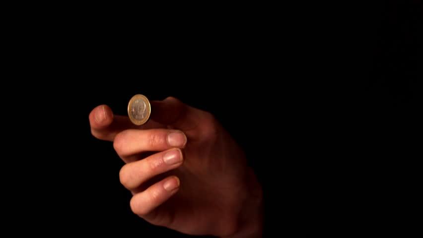 coin toss video