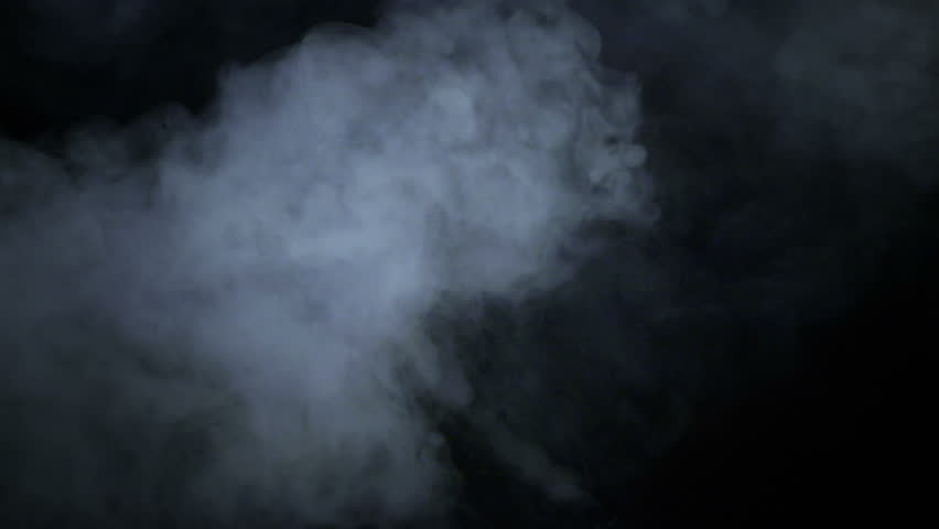 Technology Management Image: Loopable Dark Smoky Clouds Stock Footage Video 730162