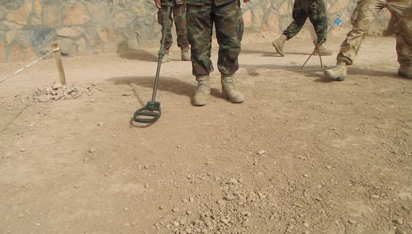 Header of corpsman