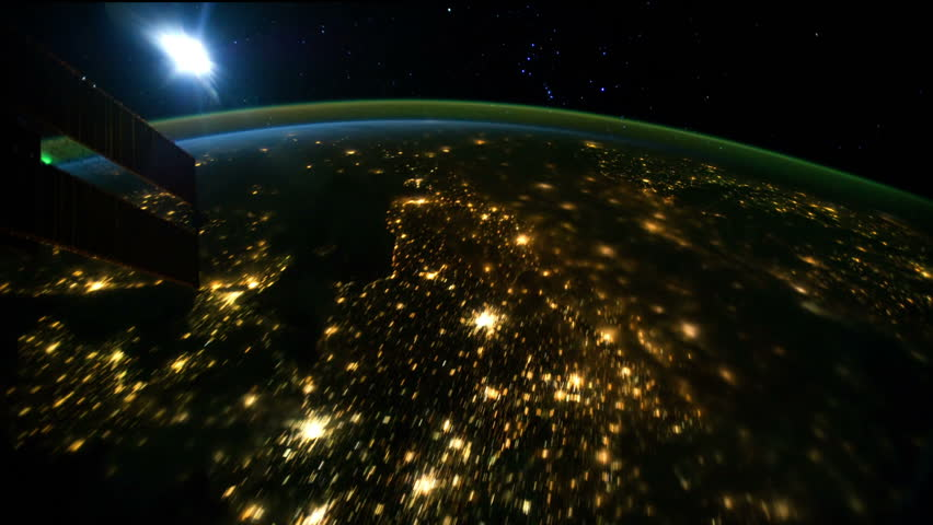 Created with Public Domain images from Nasa that have been color corrected, de-noised and edited into a time lapse sequence. Ready for use in any production. | Shutterstock HD Video #6693911