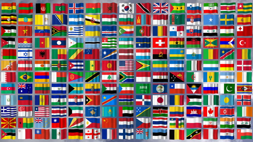 Flags of the world meaning and free images  country flags