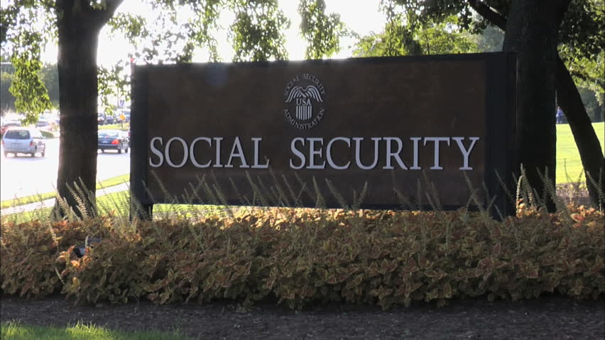 Header of Social Security Administration