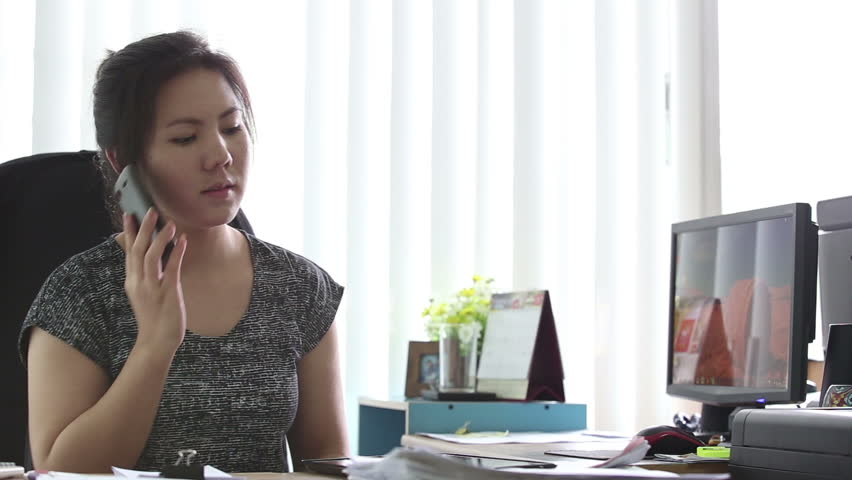 Asian office clips