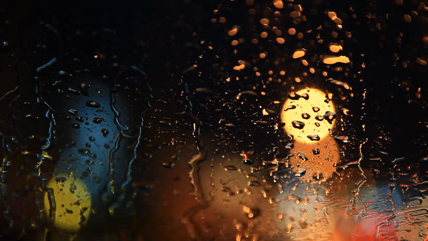 Rain On Car Window Free Stock Video Footage Download Clips Transport