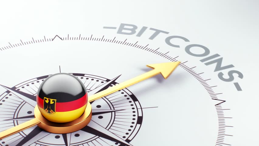 Germany High Resolution Bitcoin Concept | Shutterstock HD Video #7426063