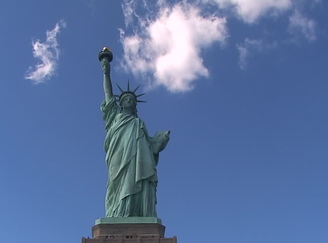 Statue of Liberty, NTSC | Shutterstock HD Video #74593