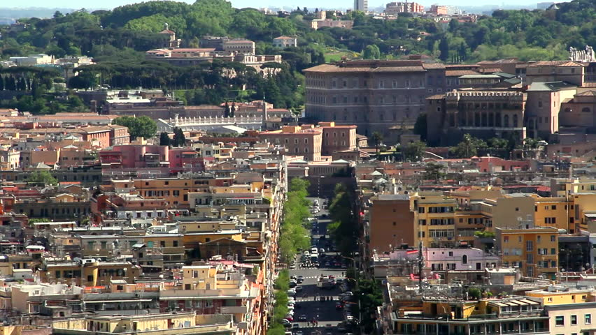 Rome streets | Shutterstock HD Video #7577263