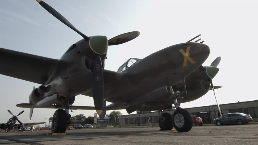 World War Ii P 38