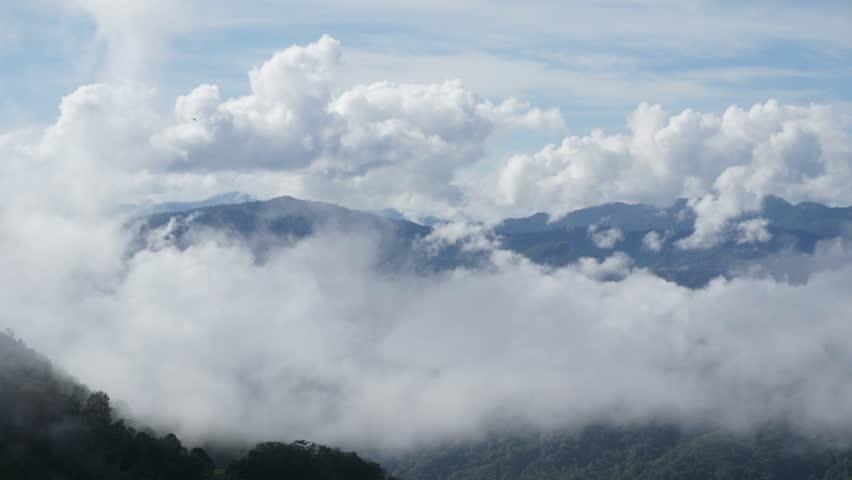 Real Rain Cloud beautiful time lapse cloud, rain clouds, timelapse. time lapse of
