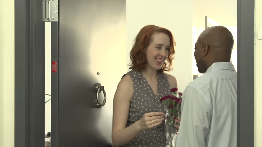 Movie with black guy dating white girl ballerina