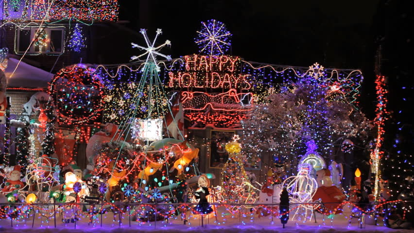 Christmas In Toronto Canada.Toronto December 26 Best Stock Footage Video 100 Royalty Free 8035963 Shutterstock