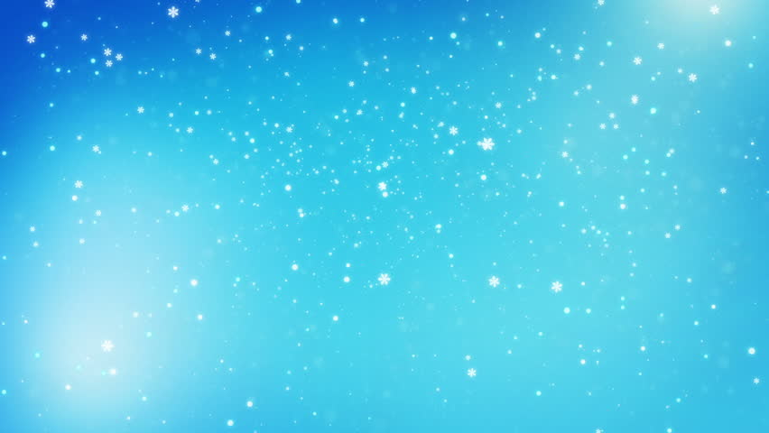 Christmas Snowflakes Falling On Light Stock Footage Video 100 Royalty Free 8056993 Shutterstock