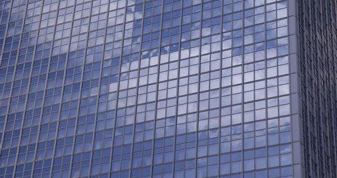 Berlin Business Building Office Tower Corporate Skyscraper Modern Hotel Facade ( Ultra High Definition, UltraHD, Ultra HD, UHD, 4K, 2160P, 4096x2160 )