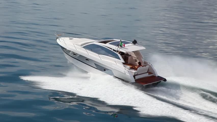 Motor Boat Rio Yachts Italian Shipyard