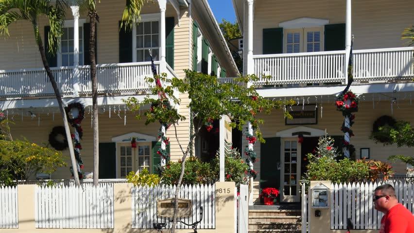 Key West Bed And Breakfast Inns Duval Street